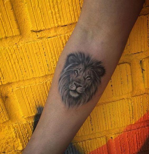 Size lham verecek 47 aslan d vmesi fikri d vme ke fet for Aztec lion tattoo meaning